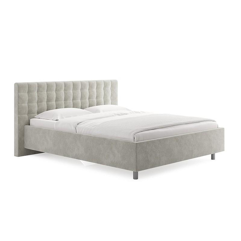 Кровать Siena, 90x200, вельвет, пм